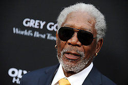 File photo - Morgan Freeman attends the premiere of Olympus Has Fallen held at the Arclights Cinemas Hollywood in Los Angeles, CA, USA, on March 18, 2013. US film star Morgan Freeman has apologised following allegations of sexual misconduct made by eight women and several other people. One production assistant accused Freeman of harassing her for months during filming of bank robbery comedy Going in Style, CNN reported. She said the 80-year-old touched her repeatedly, tried to lift her skirt and asked if she was wearing underwear. Photo by Lionel Hahn/ABACAPRESS.COM