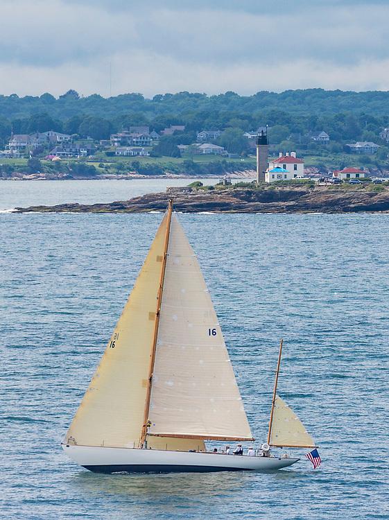 DORADEUSA 16S&S 52 YawlKevin Miller971.8745.8619.4538.6460.5428.4410.3Both<br /> Beavertail Lighthouse<br /> <br /> PPL Photo Agency - Copyright reserved<br /> Photo Credit: Daniel Forster/PPL<br /> Tel: +44(0)1234 555561 Email: ppl@mistral.co.uk <br /> web: www.pplmedia.com