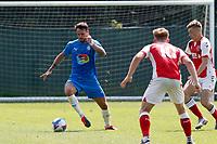 Liam Hogan. Stockport County 0-2 Fleetwood Town. Pre-Season Friendly. 15.8.20