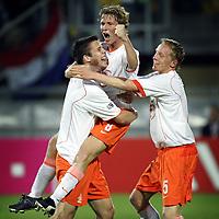 kerkrade , 15-06-2005 nederland - australie world youth championship nexxt2005
