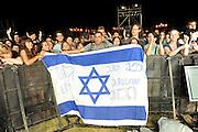 Israel, Tel Aviv, a demonstration for the release of Gilad Shalit July 2009