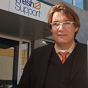 Dsirecteur Fresh Support Huizen, Johan Koppenol