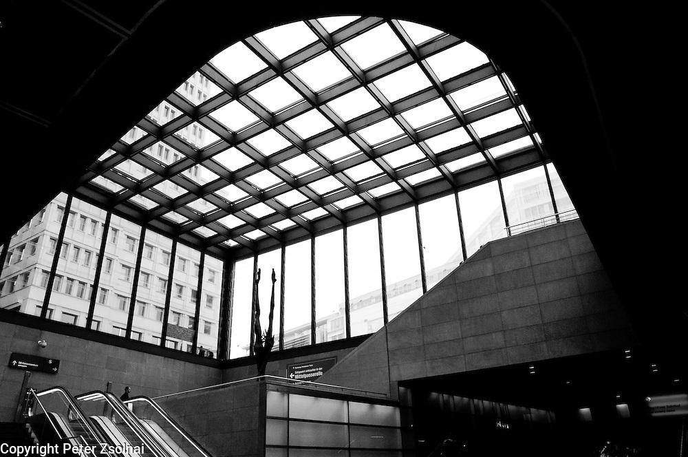 Metro Station in Berlin