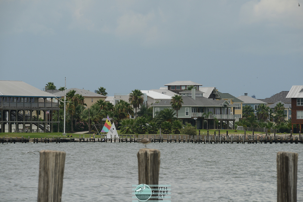 Kemah and Seabrook, Texas in August 2014