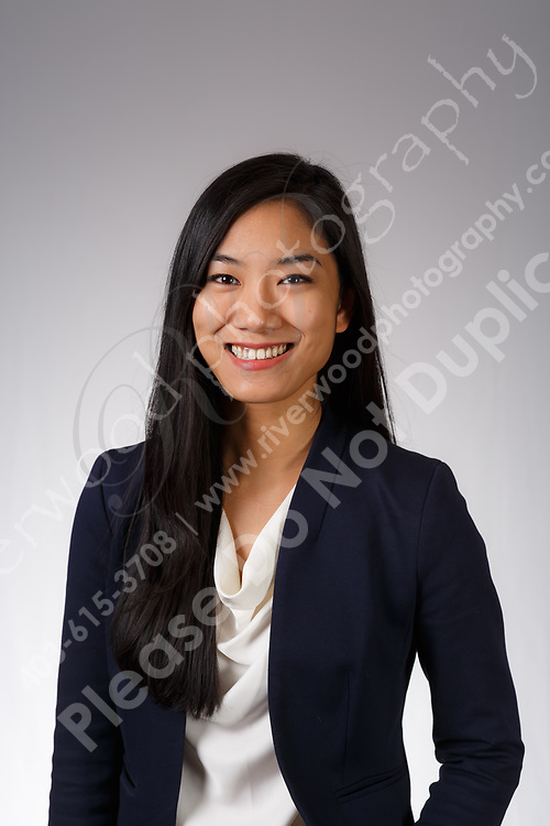 Professional business portraits for use in medical residency applications as well as for social media sites such as LinkedIn and Facebook.<br /> <br /> ©2019, Sean Phillips<br /> http://www.RiverwoodPhotography.com