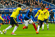 Kylian Mbappe (fra) during the International Friendly Game football match between France and Colombia on march 23, 2018 at Stade de France in Saint-Denis, France - Photo Pierre Charlier / ProSportsImages / DPPI