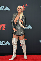 August 26, 2019, New York, New York, USA: NATALIE FRIEDMAN arriving at the 2019 MTV Video Music Awards at the Prudential Center in Newark, New Jersey. (Credit Image: © Kristin Callahan/Ace Pictures via ZUMA Press)