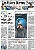May 05, 2021 - UK: Front-page: Today's Newspapers In United Kingdom