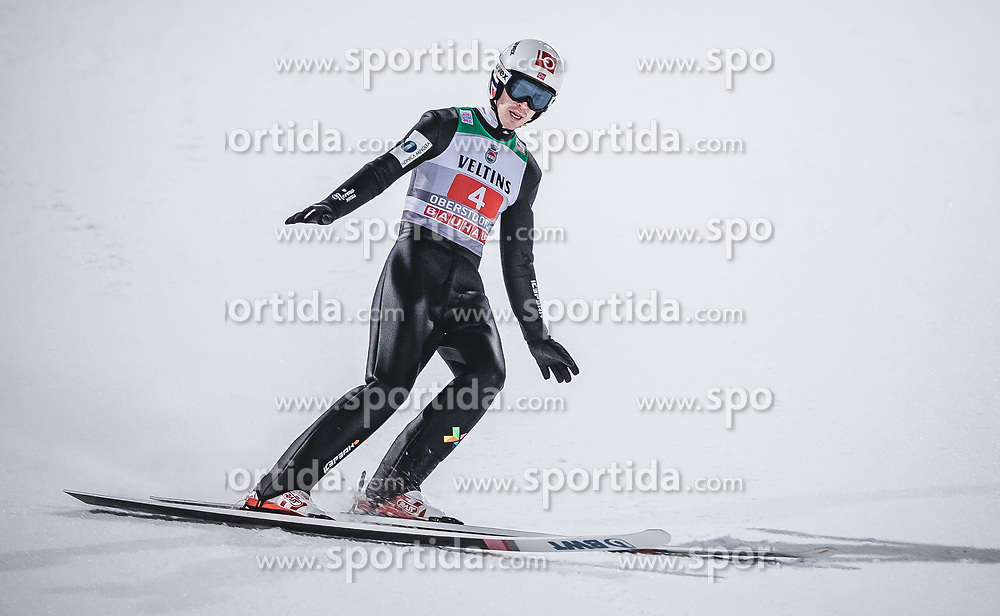 30.12.2018, Schattenbergschanze, Oberstdorf, GER, FIS Weltcup Skisprung, Vierschanzentournee, Oberstdorf, 2. Wertungsdurchgang, im Bild Andreas Stjernen (NOR) // Andreas Stjernen of Norway during his 2nd Competition Jump for the Four Hills Tournament of FIS Ski Jumping World Cup at the Schattenbergschanze in Oberstdorf, Germany on 2018/12/30. EXPA Pictures © 2018, PhotoCredit: EXPA/ JFK