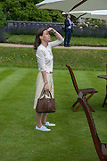 Lady Sarah Chatto, The Cartier Style et Luxe during the Goodwood Festivlal of Speed. Goodwood House. 1 July 2012.