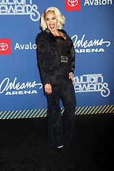BET Presents 2018 Soul Train Awards Orleans Arena Orleans Hotel & Casino Las Vegas, Nv November 17, 2018. 17 Nov 2018 Pictured: Faith Evans. Photo credit: KWKC/MEGA TheMegaAgency.com +1 888 505 6342