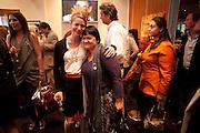 SIENNA GUILLORY;  DALIA FLETCHER, ÒSAFFRON TUESDAYÓ UK PREMIERE OF BURMA VJ <br />  BAFTA, Piccadilly, LONDON. 14 July 2009<br /> SIENNA GUILLORY;  DALIA FLETCHER, ?SAFFRON TUESDAY? UK PREMIERE OF BURMA VJ <br />  BAFTA, Piccadilly, LONDON. 14 July 2009