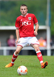 Joe Morrell of Bristol City - Photo mandatory by-line: Dougie Allward/JMP - Mobile: 07966 386802 - 05/07/2015 - SPORT - Football - Bristol - Brislington Stadium - Pre-Season Friendly