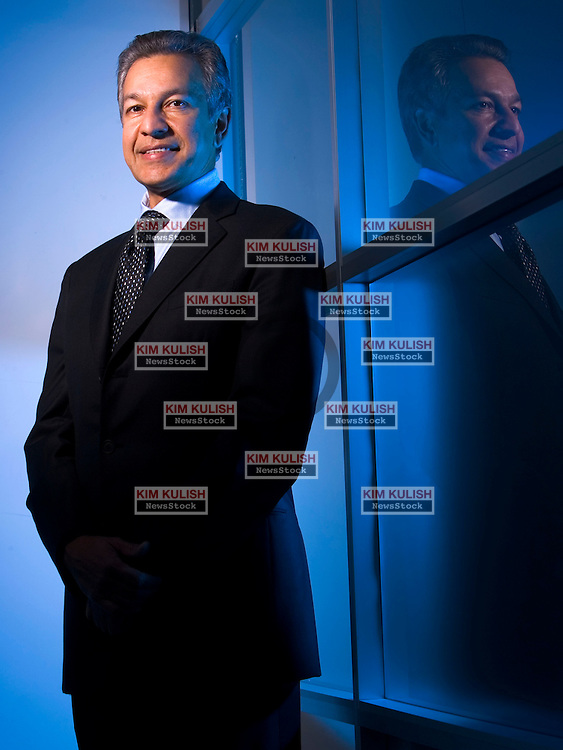 Sohaib Abbasi, president and chief executive officer of Informatica.