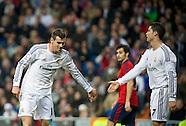 010914 Real Madrid vs. Osasuna - Copa del Rey: Round of 8