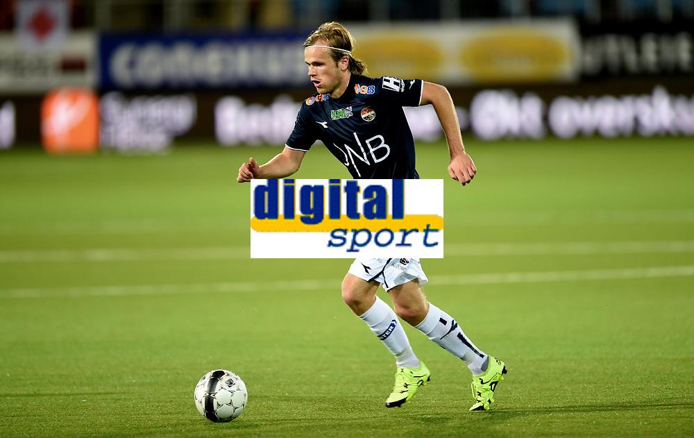 Fotball , 11. september 2015 ,   Eliteserien , Tippeligaen <br /> Strømsgodset - Haugesund 5-0<br /> Iver Fossum , SIF<br /> K