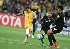 Australia v Thailand - 05 September 2017