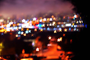 500px Photo ID: 4400346 - cityscape with star bokeh aperture