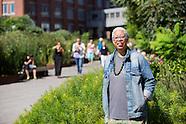 High Line Portraits - August