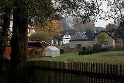 CZECH REPUBLIC VYSOCINA NEDVEZI 18OCT17 - Autumn in the village of Nedvezi, Vysocina, Czech Republic.<br /> <br /> jre/Photo by Jiri Rezac<br /> <br /> © Jiri Rezac 2017
