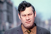 Gerry Lavery, SDLP, candidate, by-election, St Anne's, Belfast, for N Ireland Parliament, November 1970. 197011000380<br /> <br /> Copyright Image from Victor Patterson, 54 Dorchester Park, Belfast, UK, BT9 6RJ<br /> <br /> t1: +44 28 9066 1296 (from Rep of Ireland 048 9066 1296)<br /> t2: +44 28 9002 2446 (from Rep of Ireland 048 9002 2446)<br /> m: +44 7802 353836<br /> <br /> victorpattersonbelfast@gmail.com<br /> victorpatterson@me.com<br /> <br /> www.victorpatterson.com<br /> <br /> Please see my Terms and Conditions of Use at https://www.victorpatterson.com/page2<br /> It is IMPORTANT that you familiarise yourself with them.<br /> <br /> Images used on the Internet incur an additional cost and must be visibly watermarked i.e. © Victor Patterson within the body of the image and copyright metadata must not be deleted. Images used on the Internet have a size restriction of 4kbs and are chargeable at rates available at victorpatterson.com.<br /> <br /> This image is available only for the use of the download recipient i.e. television station, newspaper, magazine, book publisher, etc, and must not be passed on to any third party. It is also downloaded on condition that each and every usage is notified within 7 days to victorpatterson@me.com<br /> <br /> The right of Victor Patterson (or the named photographer) to be identified as the author is asserted in accordance with The Copyright Designs And Patents Act (1988). All moral rights are asserted.