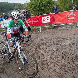 13-10-2019: Cycling: Superprestige Cyclocross: Gieten<br /> Eva Lechner