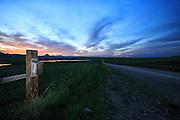 Birdbox along the Rocky Mountain Front, Montana.