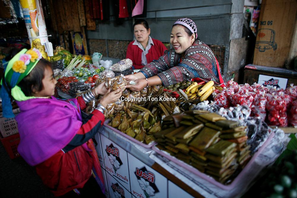 fruitmarket in Thailand