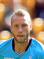 Swansea City's Mike van der Hoorn