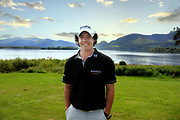 Rory McIlroy pictured beside Lough Lein at the Irish Open in Killarney 2010.<br /> Picture by Don MacMonagle