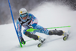 "Adam Zampa (SVK) during FIS Alpine Ski World Cup 2016/17 Men's Slalom race named ""Snow Queen Trophy 2017"", on January 5, 2017 in Course Crveni Spust at Sljeme hill, Zagreb, Croatia. Photo by Ziga Zupan / Sportida"