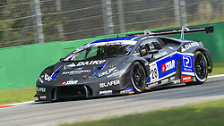 September 22, 2018 - Daiko Lazarus Racing (Cipriani/Sowery) entering Ascari during Qualifying session for Race 1 of International GT Open in Monza. (Credit Image: © Riccardo Righetti/ZUMA Wire)