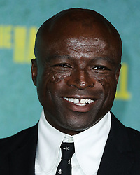 Singer-songwriter Seal (Henry Olusegun Adeola Samuel) arrives at the Los Angeles Premiere Of Netflix's 'The Harder They Fall' held at the Shrine Auditorium and Expo Hall on October 13, 2021 in Los Angeles, California, United States. Photo by Xavier Collin/Image Press Agency/ABACAPRESS.COM