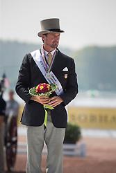 Chester Weber, (USA) - Driving Cones - Alltech FEI World Equestrian Games™ 2014 - Normandy, France.<br /> © Hippo Foto Team - Dirk Caremans<br /> 07/09/14