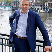 NLD/Amsterdam/20111003 - Photocall Sir Rowan Atkinson Johnny English Reborn,