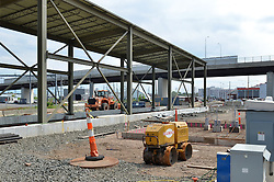 New Haven Rail Yard, Independent Wheel True Facility. CT-DOT Project # 0300-0139, New Haven CT.<br /> Photograph of Construction Progress Photo Shoot 25 on 12 August 2013. One of 52 Images Captured this Submission.
