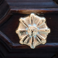 Door knobs and knockers