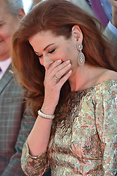 Debra Messing honored with star on the Hollywood Walk of Fame. 06 Oct 2017 Pictured: Debra Messing. Photo credit: AXELLE/BAUER-GRIFFIN / MEGA TheMegaAgency.com +1 888 505 6342