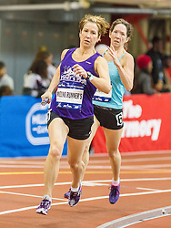 Millrose Games: masters relay