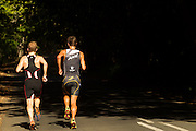 International athletes featured for an article in Triathlon Plus magazine. Image by Greg Beadle