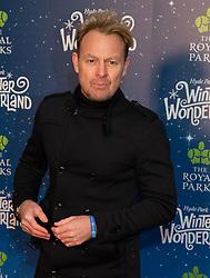 Jason Donovan attends Winter Wonderland Red Carpet Arrivals at Hyde Park in London, 21 November 2018.<br /><br />21 November 2018.<br /><br />Please byline: Vantagenews.com