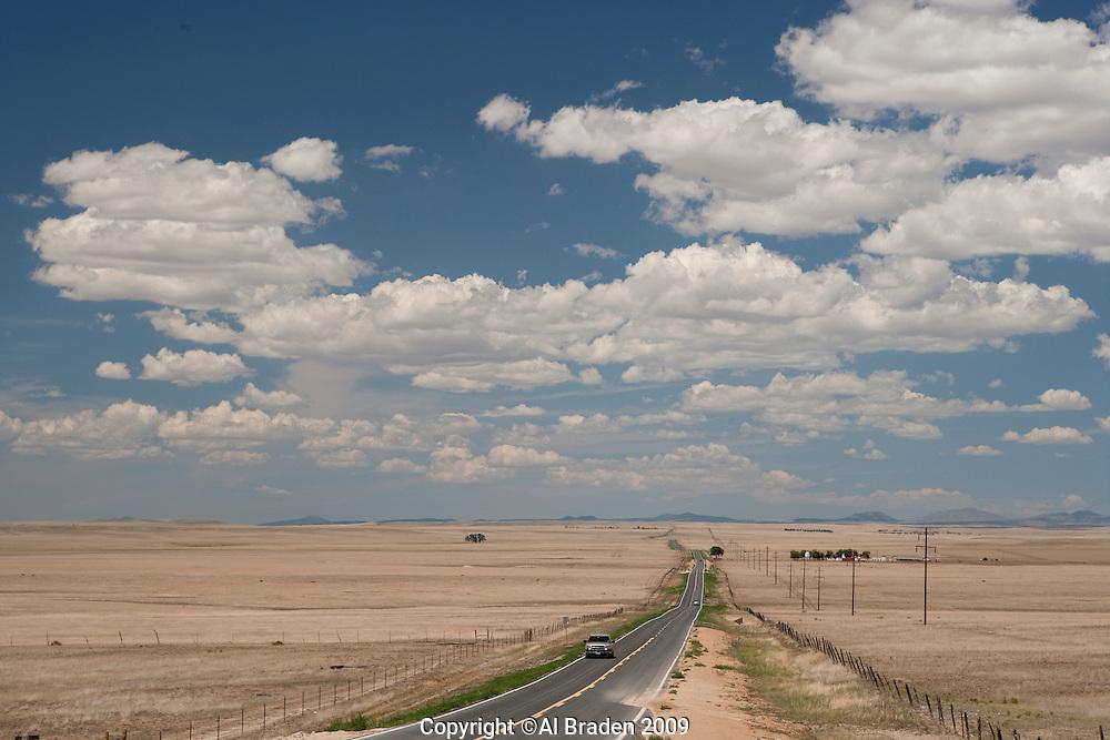 Kiowa National Grasslands near Mills, NM