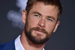 """World Premiere of """"Thor: Ragnarok"""". El Capitan Theatre, Hollywood, California. EVENT October 10, 2017. 10 Oct 2017 Pictured: Chris Hemsworth. Photo credit: AXELLE/BAUER-GRIFFIN / MEGA TheMegaAgency.com +1 888 505 6342"""