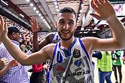 Marco Spissu<br /> Banco di Sardegna Dinamo Sassari - Segafredo Virtus Bologna<br /> Legabasket LBA Serie A 2019-2020<br /> Sassari, 22/12/2019<br /> Foto L.Canu / Ciamillo-Castoria