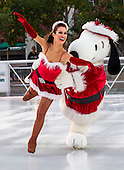 """""""Merry Christmas, Snoopy!,"""" on the """"Holiday Ice Rink"""""""