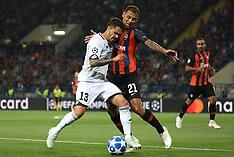Shakhtar Donetsk v Hoffenheim - 19 Sept 2018