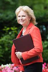 Downing Street, London, July 5th 2016. Small Business Minister Anna Soubry arrives at 10 Downing Street for the weekly cabinet meeting