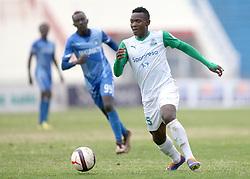 George Odhiambo of Gor Mahia in action against Nakumatt FC during their Sportpesa Premier League tie at Nyayo Stadium in Nairobi on August, 2, 2017. Gor won 1-0. Photo/Fredrick Omondi/www.pic-centre.com(KENYA)