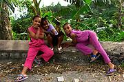 Jamaican Children - Irish Town jamaica