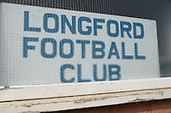 GLOUCESTERSHIRE, ENGLAND – MARCH 12: Stuart Pearce makes his debut for non-league Longford AFC as part of the #directfix campaign by Direct Line.